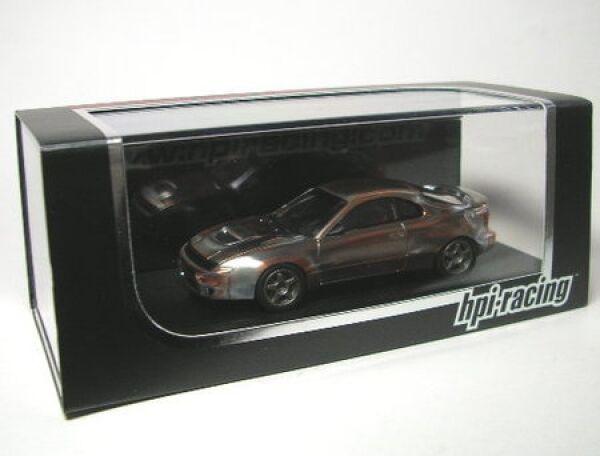 Toyota Caelica Turbo 4wd (Metal Pulido)