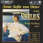 Sibelius: Songs, Vol. 3 (CD, Feb-1996, BIS (Sweden))