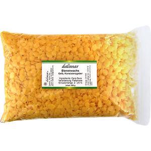 Dalimar Bienenwachs Chips Pastillen 100 % rein für Naturkosmetik 500 g
