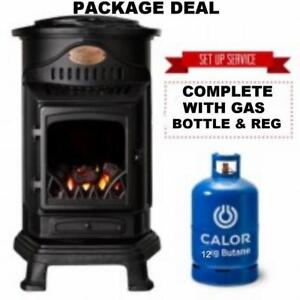 COSY HEAT 2 Calor Gas Portable Heater c