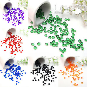 4-5mm-Crystal-Diamond-Confetti-Wedding-Vase-Filler-Party-Decor-Table-Scatter