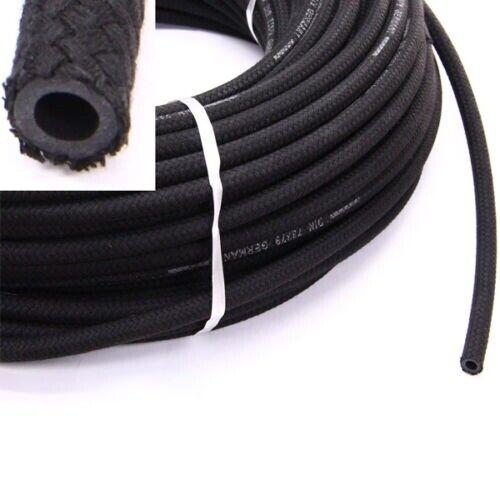 Manguera de combustible tejidos manguera bajo presión interior 6mm 1 metros de tubería de nuevo