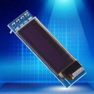 1pcs-0-91-034-128x32-IIC-I2C-Blue-Color-Character-OLED-DIY-Display-Module