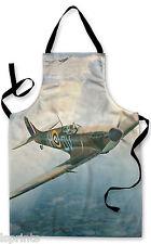 Spitfire Design Grembiule Barbecue Cucina Cucina pittura Padri giorno GRANDE IDEA REGALO