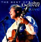 The Best of John Denver Live by John Denver (CD, Jul-1997, BMG)