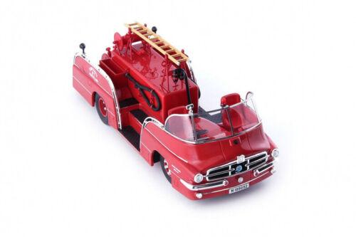 Autocult ATC12008 1959   1//43 Espagne Pegaso 140 DCI Mofletes rouge