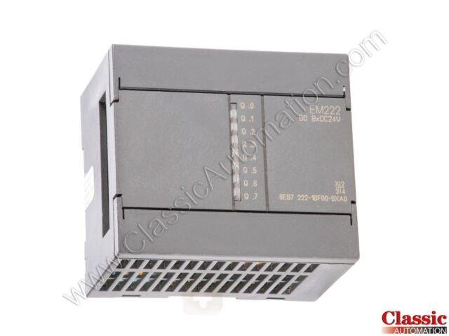 Siemens | 6ES7222-1BF00-0XA0 | EM222 Digital Output Module (Refurbished)