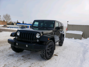 2016 Jeep Wrangler Willys Unlimited