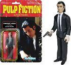 Figura Pulp Fiction Reaction Action Figure Wave 1 Vincent Vega 10 Cm Funko