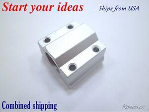 Details about SC8UU SCS8UU Linear Motion Ball Bearing Slide Bushing RepRap  3D Printer Prusa i3