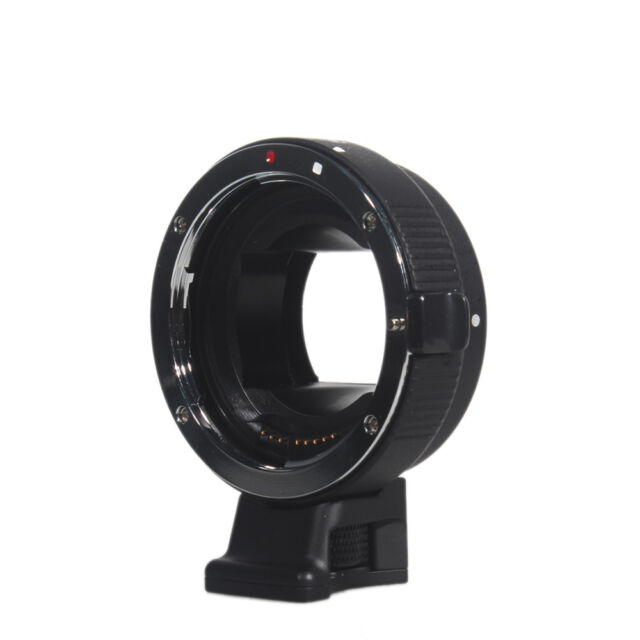 Auto Focus Adapter for Canon EOS EF mount lens to Sony NEX A7 A7R NEX-6 Commlite