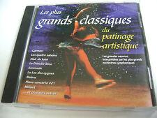 Les Plus Grands Classiques du Patinage Artistique - CD