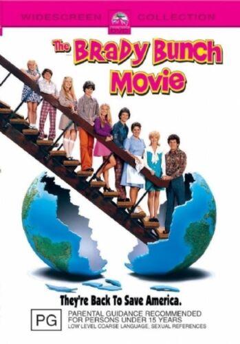 1 of 1 - THE BRADY BUNCH MOVIE. COMEDY. DVD. LIKE NEW. R4. FREE POST