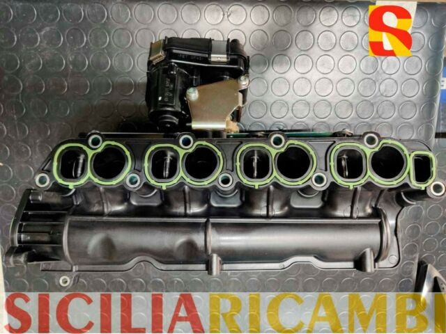 Collettore Aspirazione con Valvola x Fiat Lancia Alfa Jeep Marelli CAD247