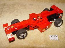 LEGO Sets: Racers: Ferrari: 8362-1 Ferrari F1 Racer 1:24 (2004) 100% w/ MINIFIGS