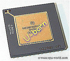1PCS MOTOROLA MC68EC030RP40C PGA 32-BIT ON-CHIP CACHE