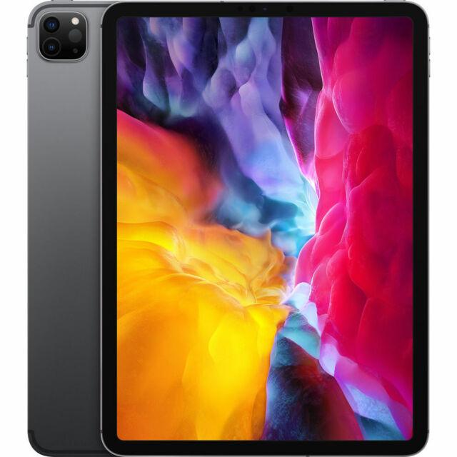 Apple iPad Pro 4th Gen. 128GB, Wi-Fi + 4G (Unlocked), 12.9 ...