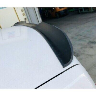 Flat Black 982 ITL Type Rear Trunk Spoiler Wing For 2006~2008 Audi A4 B7 Sedan