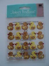 EK Success Jolees Boutique Dimensional Stickers Acorns and Squirrel