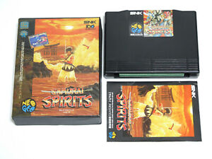 Samurai-Spirits-Shodown-Free-Shipping-SNK-Neo-Geo-AES-ROM