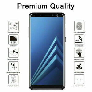 9H Tempered Glass Screen Protective for Samsung Galaxy S6 S7 A6 A7 A8 A9 Note 4