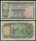 HONG KONG - 10 Dollars 31.7.1967 Pick 182e VF