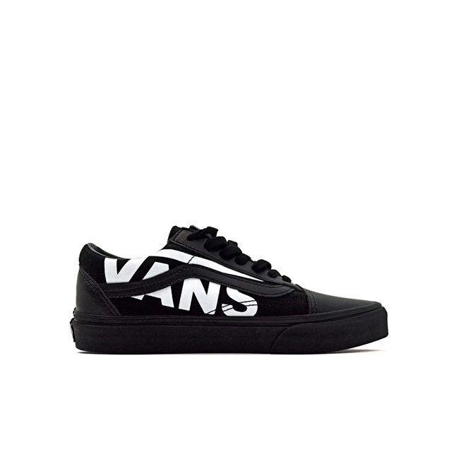 Vans Old Skool (VANS) Black White Men's 13
