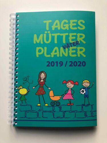 DAS ORIGINAL von Doris Kaul! Tagesmütterkalender 2019//20 Tagesmütterplaner