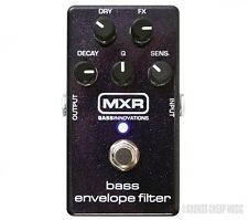 New! MXR M-82 Envelope Filter Bass Pedal M82 - Free US 48 2-Day Shipping!