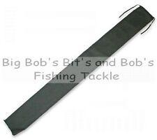 1 x CLOTH ROD BAG  Fishing CARP SEA 2 Piece Section Bag Sleeve 12ft NEW