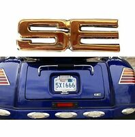 Add-on 91-6203a se Gold Emblem Special Edition