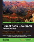 PrimeFaces Cookbook by Mert Caliskan, Oleg Varaksin (Paperback, 2015)