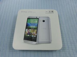HTC One Mini 2 16GB Silber! Gebraucht! Ohne Simlock! TOP! OVP!