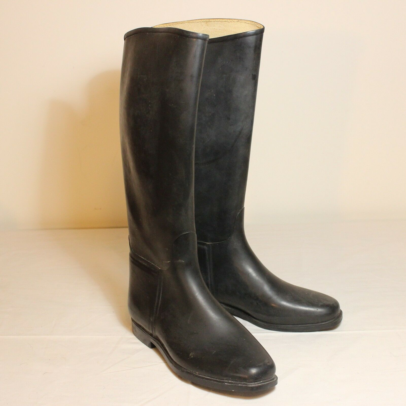 ROMIKA TURF Rubber  Equestrian Riding Boots Women's US 4.5 W. Germany VTG  order online