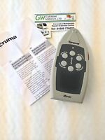 TRUMA M1 & S MOTOR MOVER REMOTE CONTROL SPARE HANDSET - PART NUMBER 60010-73000