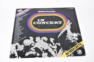 Various-Ronco-Presents-In-Concert-VINYL-LP