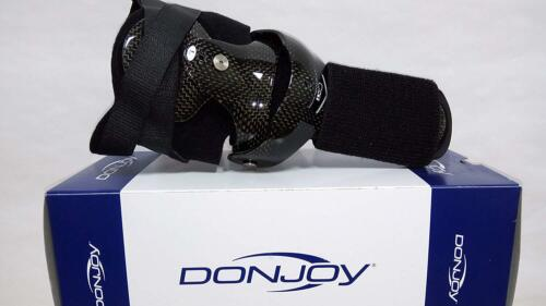 Wrist Brace for All Sports Dynamic Motocross BMX Donjoy CXT Speed Carbon Medium