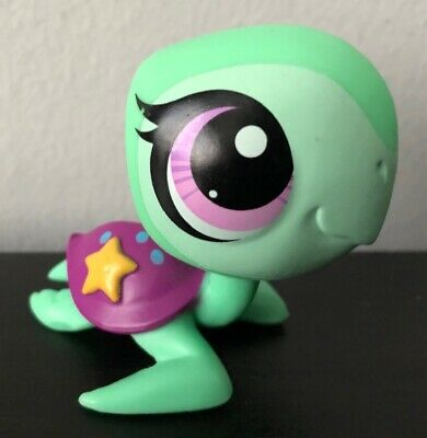 Lps Littlest Pet Shop Sea Turtle 3267 Ebay