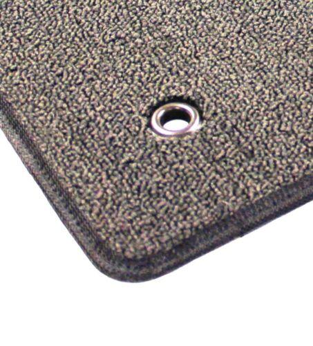 71-85 Cadillac Eldorado Choose Color /& Logo Classic Loop Carpet Floor Mats
