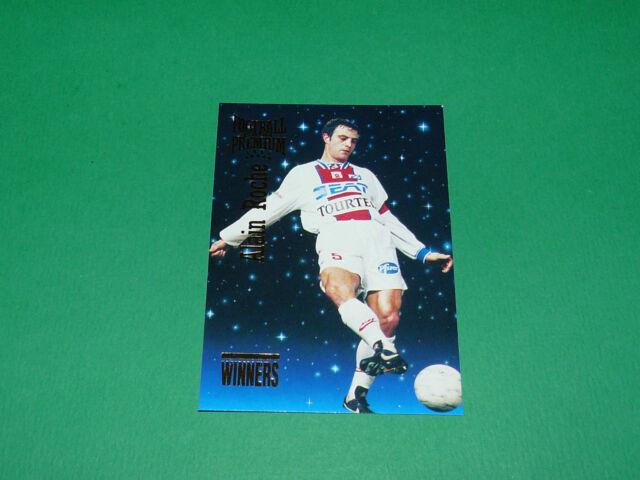 A. ROCHE WINNERS FOOTBALL CARD PREMIUM 1994-1995 PARIS SAINT-GERMAIN PSG PANINI