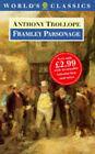 Framley Parsonage by Anthony Trollope (Paperback, 1980)