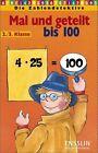 Mal und geteilt bis 100 - 2./3. Klasse von Christiane Krapp (2005, Taschenbuch)