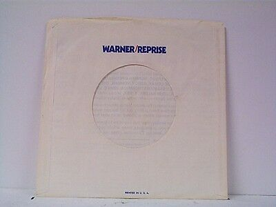 Music Warner Bros Record Company 45's Sleeves Lot # A-211 Durable Modeling 1