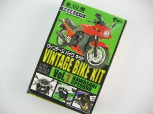 1-24-Kawasaki-GPZ900R-1989-A6-Type-Motorbike-F-Toys-Gashapon-Motorcycle-Kit
