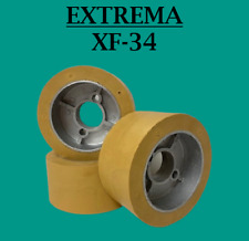 Wheels For 1hp Extrema Xf 34 Power Feeder Set Of 3