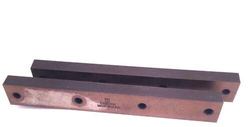 "10/"" long  Piranha Iron worker P-36 Flat Shear blades"