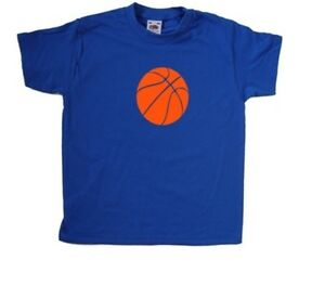 Basketball-Kids-T-Shirt