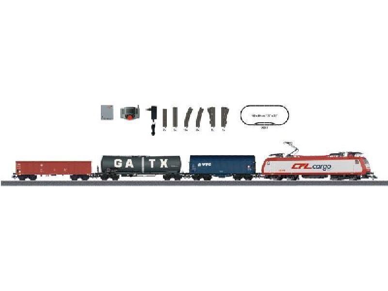 Maerklin 29351 | Confezione iniziale Benelux con stazione mobile traccia h0