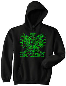 Hockey-Play-Hard-Eagle-Hooded-Pullover-Sweat-Jersey-New-Youth-amp-Adult-Sizes
