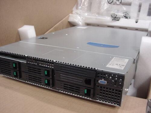 SR2500ALBRPR 2U RACK SERVER LGA771 DDR2-667 FB ECC 32GB SATA RAID VGA BAREBONES